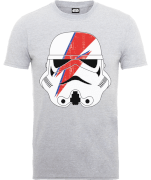 T-Shirt Homme Stormtrooper Glam - Star Wars - Gris