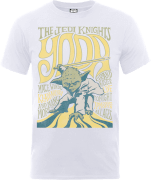 Star Wars Yoda The Jedi Knights T-Shirt - Weiß