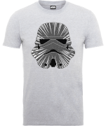 Star Wars Hyperspeed Stormtrooper T-Shirt - Grau