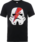 Star Wars Stormtrooper Glam T-Shirt - Schwarz