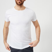 Orlebar Brown Men's OBT Crew Neck T-Shirt - White