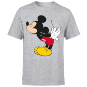 Disney Mickey Mouse Kiss T-shirt - Grijs