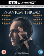 Phantom Thread - 4K Ultra HD (Includes Blu-Ray)