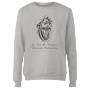 Premature Ventricular Contractions Women's Sweatshirt - Grey