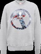 Marvel Avengers Assemble Thor Montage Sweatshirt - Grey