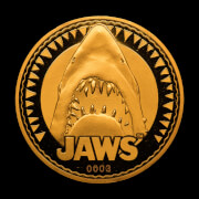Jaws Verzamelmunt: Gouden Variant - Zavvi Exclusive Limited Edition