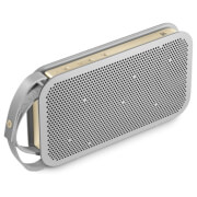 Bang & Olufsen BeoPlay A2 Bluetooth Speaker - Champagne Grey