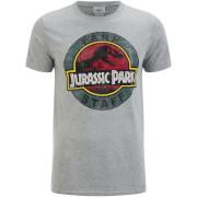 Jurassic Park Men's Staff T-Shirt - Grey