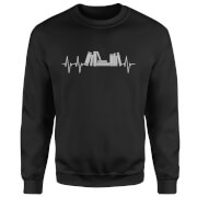 Heartbeat Books Sweatshirt - Black