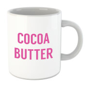 Cocoa Butter Mug