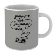 I'd Pause My Game For You (FR) Mug