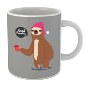 Sloth Good Morning Mug