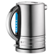 Dualit 72905 Architect Kettle 1.5L - Brushed Steel/Black