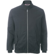 Broken Standard Men's Hickory Harrington Jacket - Navy