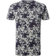Threadbare Men's Feather Falls T-Shirt - Navy