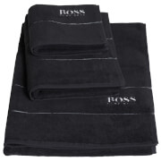Hugo BOSS Plain Towels - Graphite