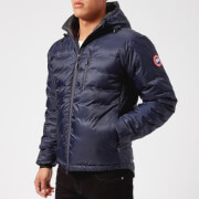 Canada Goose Men's Lodge Hoody Jacket - Blue/Black