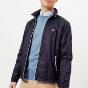 GANT Men's Windbreaker Jacket - Classic Blue