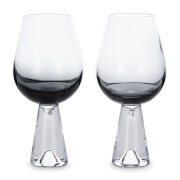 Tom Dixon Tank Wine Glasses - Black