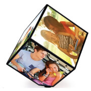Polaroid Photo Cube