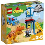 LEGO DUPLO Jurassic World: La tour du T-Rex (10880)