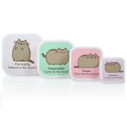 Pusheen Snack Box Set (Set of 4)