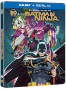 Batman Ninja Steelbook