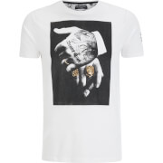 Brave Soul Men's Viggo T-Shirt - White