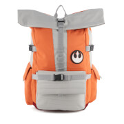 Star Wars Rebel Pilot Roll Top Backpack - Orange