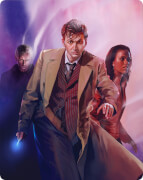 Doctor Who (3ª Temporada Completa) - Steelbook