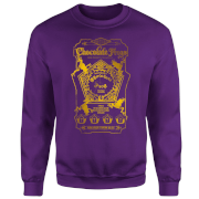 Harry Potter Honeydukes Chocolate Frogs Sweatshirt - Lila