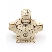Incredibuilds Marvel Captain America: Civil War Iron Man 3D Wooden Model Kit