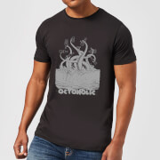 Beershield Octoholic T-Shirt - Black