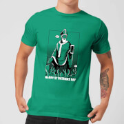 Beershield St. Patricks Day T-Shirt - Kelly Green