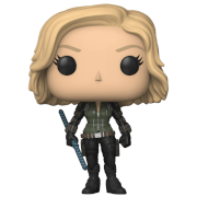 Marvel Avengers: Infinity War Black Widow Pop! Vinyl Figur