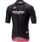 Castelli Giro D'Italia Giro Squadra Jersey - Black