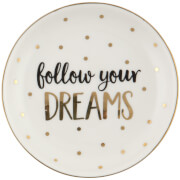 Sass & Belle Follow Your Dreams Trinket Dish