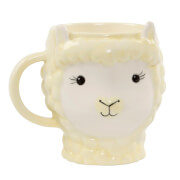Sass & Belle Llama Mug