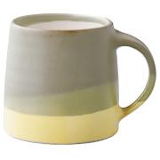 Kinto SCS Mug - 320ml - Moss Green X Yellow