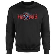 Marvel Avengers Infinity War Hulkbuster 2.0 Sweatshirt - Black