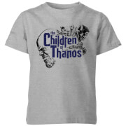 Marvel Avengers Infinity War Children Of Thanos Kids' T-Shirt - Grey