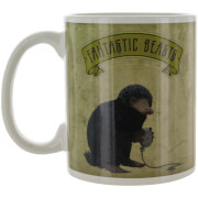 Fantastic Beasts and Where to Find Them Niffler Heat Change Mug