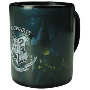 Harry Potter Hogwarts Tasse mit Thermoeffekt