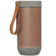 Kreafunk aFUNK 360 Degrees Bluetooth Speaker - Cool Grey/Rose Gold