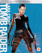 Lara Croft: Tomb Raider - 4K Ultra HD - Zavvi Exclusive Limited Edition Steelbook