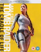 Lara Croft Tomb Raider: La cuna de la vida - 4K Ultra HD - Steelbook Edición Limitada Exclusiva de Zavvi