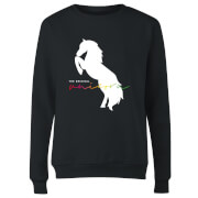The Original Unicorn Women's Sweatshirt - Black