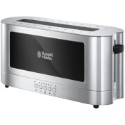 Russell Hobbs 23380 Elegance 2 Slice Toaster - Polished Stainless Steel