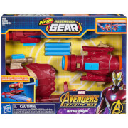 Hasbro Marvel Avengers Infinity War Nerf Iron Man Assembler Gear