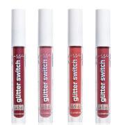 Lottie London Lip Glitter Switch 3ml (Various Shades)